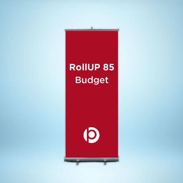 RollUp Budget 85 x 210cm