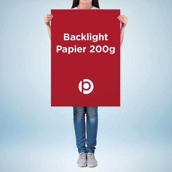 Backlightpapier 200g