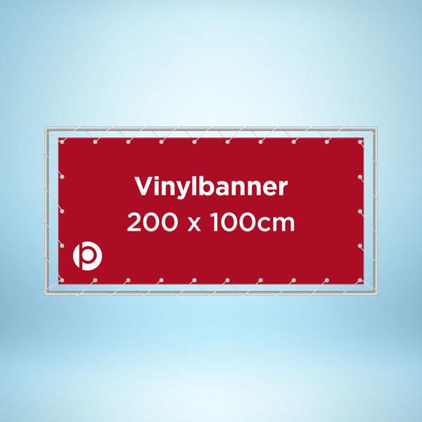 Vinyl Banner 500g 200x100cm