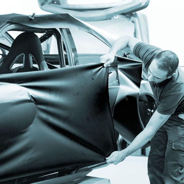 Fahrzeugbeschriftung von pictureone