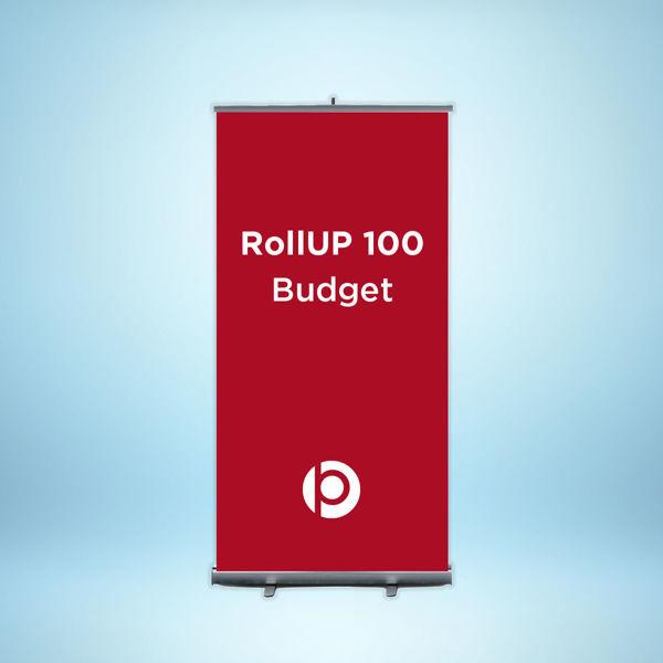 RollUp Budget 100 x 210cm