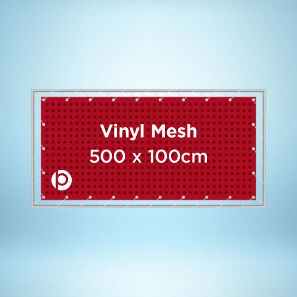 Vinyl Mesh 280g 500x100cm